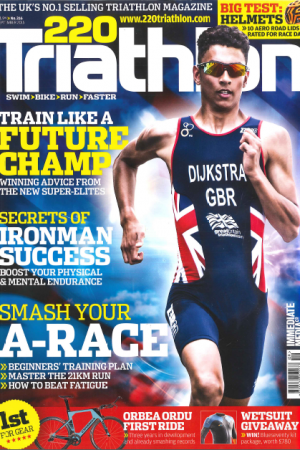 Ben (220 Triathlon cover)