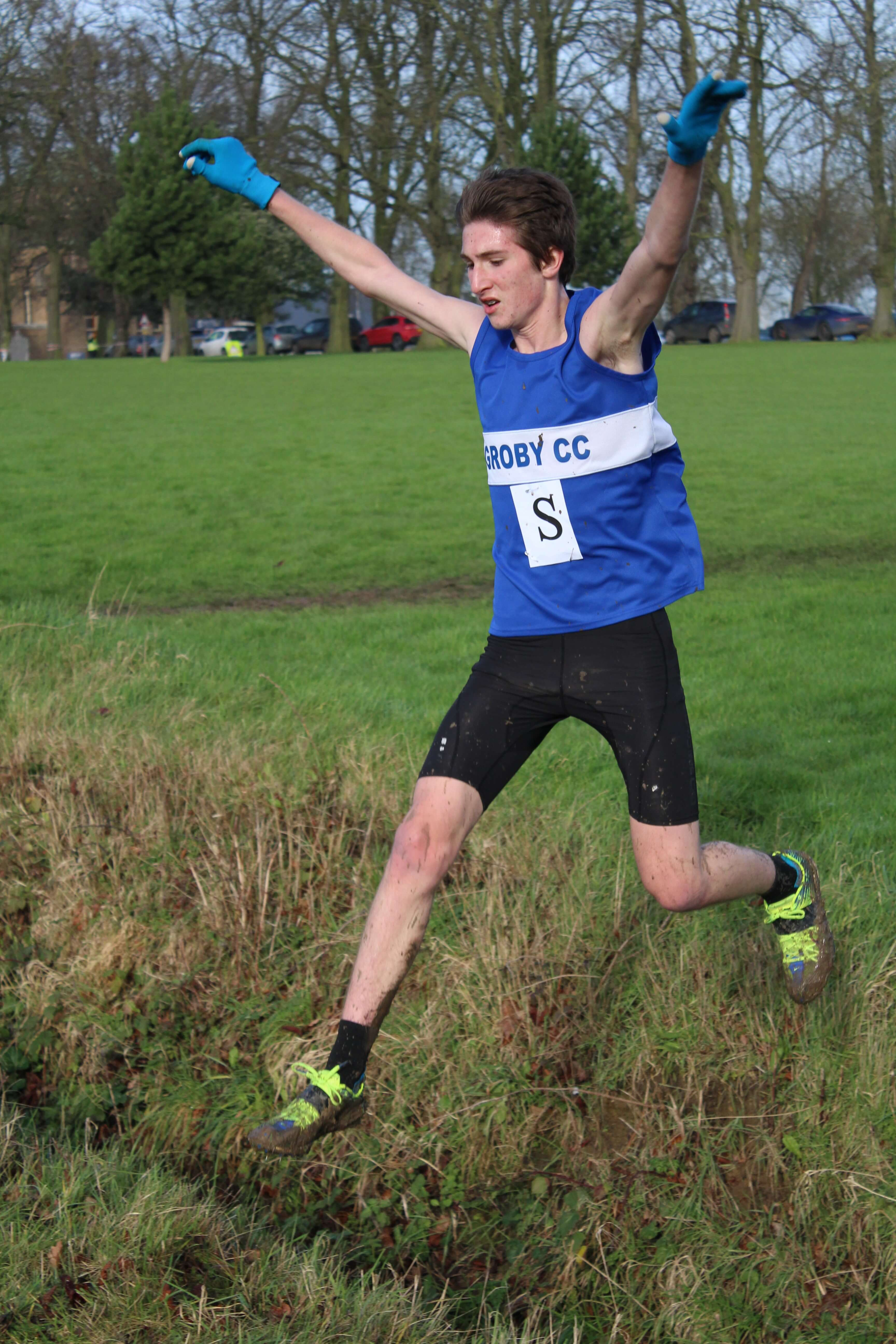 Pascal (Ratcliffe College XC race: January 2016)